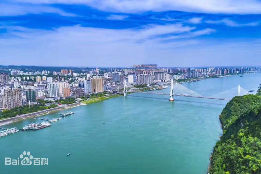 Город Ичан в Хубэй