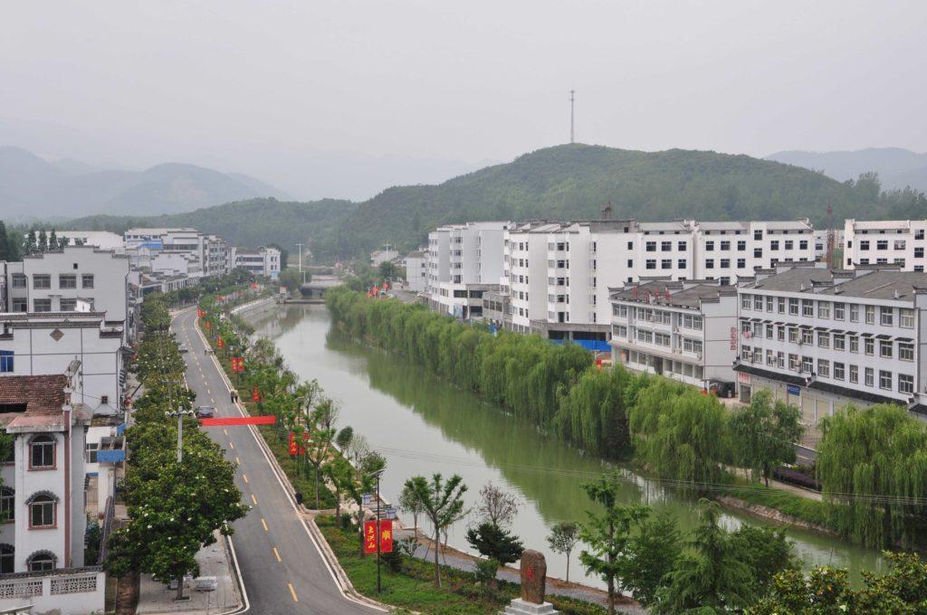 Город Суйчжоу в Хубэй