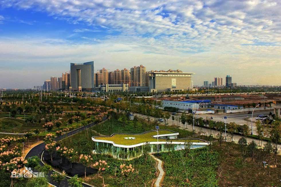 Город Сяогань в Хубэй