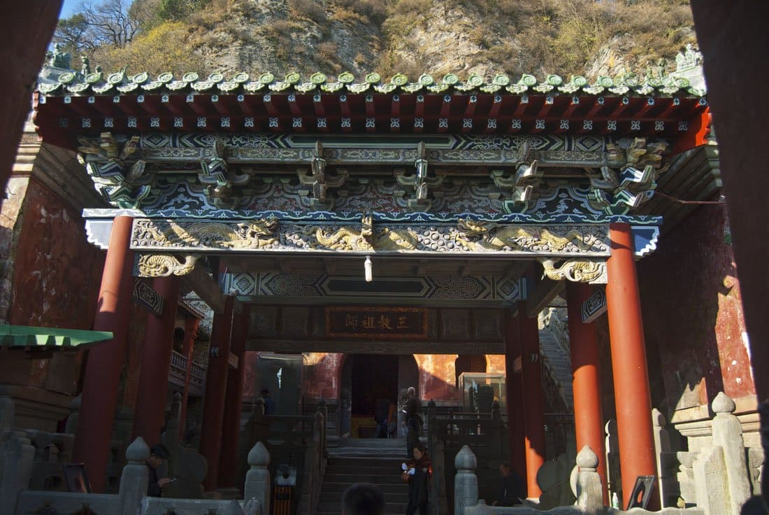 Храм паломников