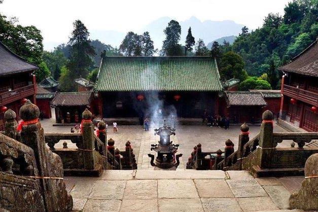 Курильница храма
