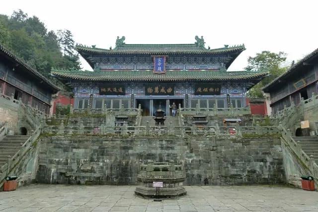 Храм Таньи-Чжэньцин